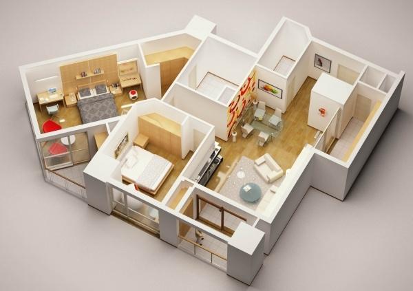 Зачем нужна перепланировка квартиры?