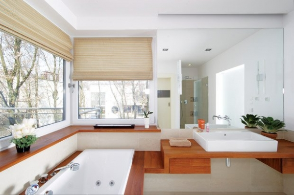 Выступающие окна: выразительно и функционально
