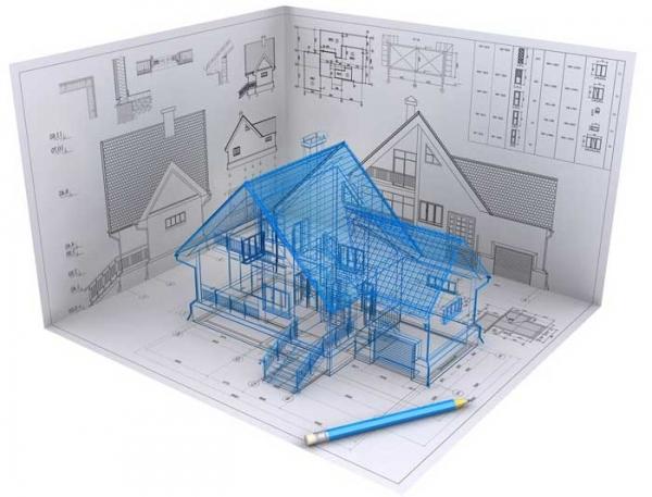Как спроектировать дом самостоятельно?
