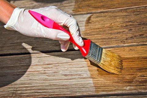 Как защитить древесину от вредных воздействий