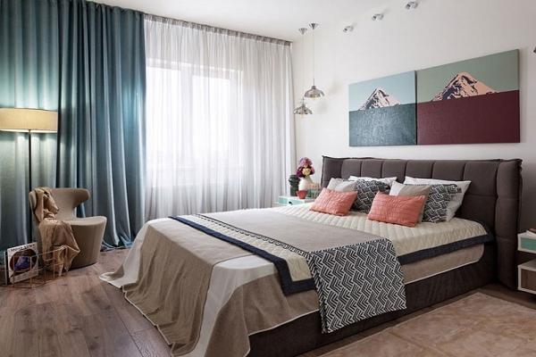 Квартирный тур: киевская квартира в скандинавском стиле