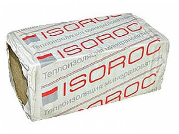 Минеральные утеплители Isoroc – высокое качество по доступной цене