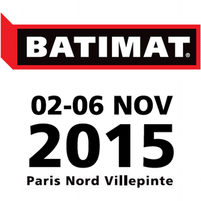Le Mondial du Batiment 2015 – Парижская Строительная Неделя