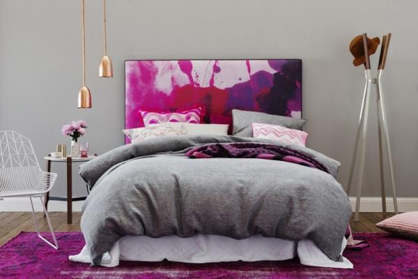 Варианты стильных цветовых сочетаний для спальни