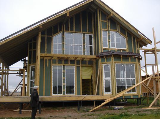 Почему каркасные дома сегодня так востребованы?