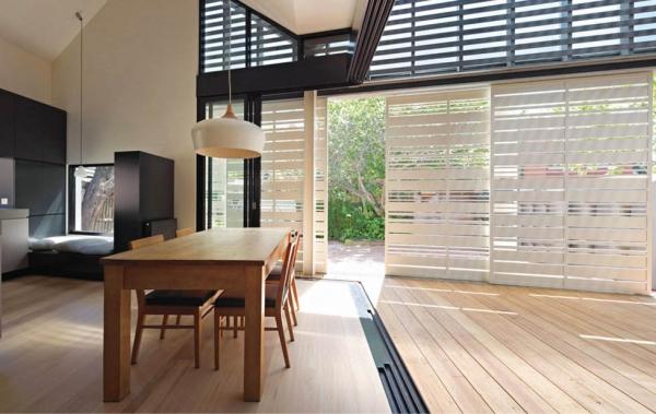 Австралийский стиль — дом начинается во дворе