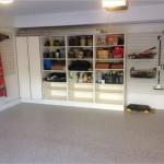 Как сделать удобные полки и стеллажи для гаража своими руками из дерева и металла