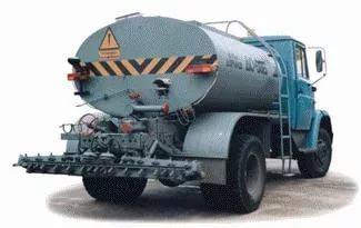 Автогудронатор: конструкция и предназначение