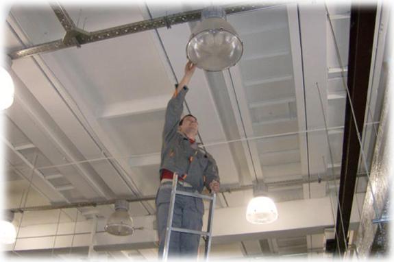 Техническое обслуживание электроустановки Потребителя
