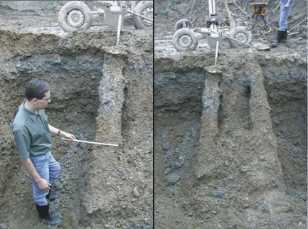 Технология цементации фундаментов