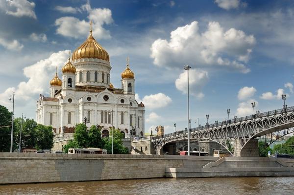 Москва – «златоглавый» символ России
