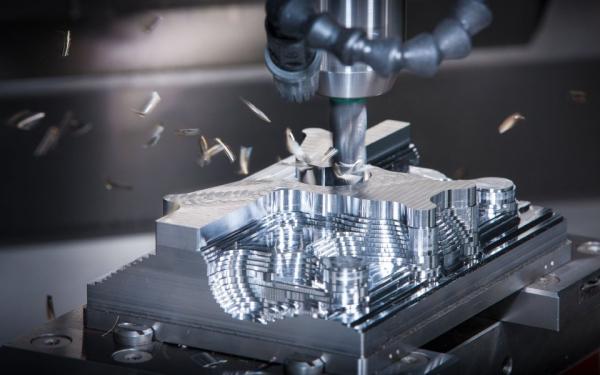 Фрезеровка металла в ЧПУ супер решение для нестандартных задач