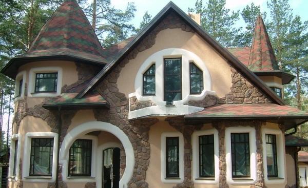 Архитектурный природный камень