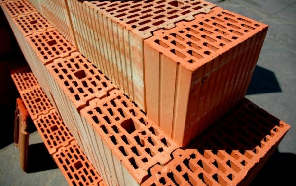 Керамические блоки как прекрасная альтернатива традиционному кирпичу