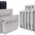 Типы радиаторов отопления