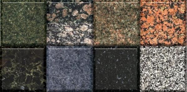 Каменные изделия