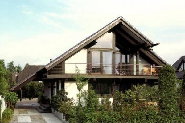 Архитектурные стили фахверк и шале в строительстве загородных домов