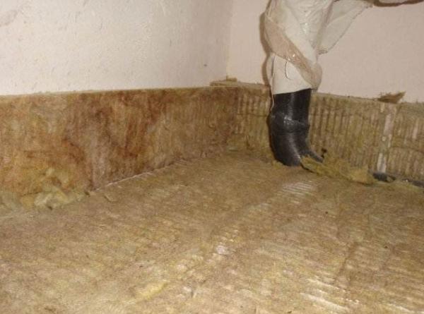 Самые популярные методы шумоизоляции напольной поверхности