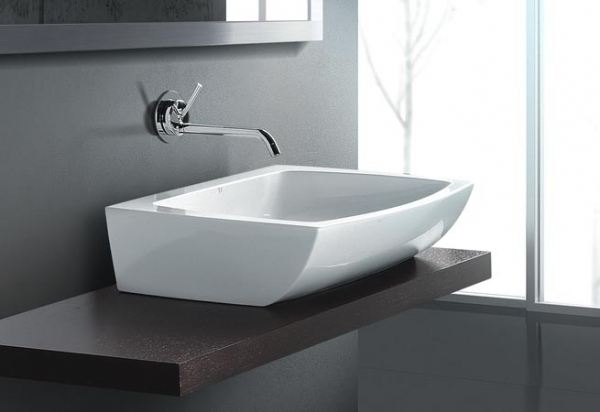Раковина – важнейший атрибут ванной комнаты