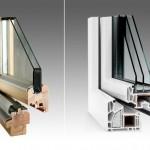 Сравнение пластиковых окон и деревянных конструкций