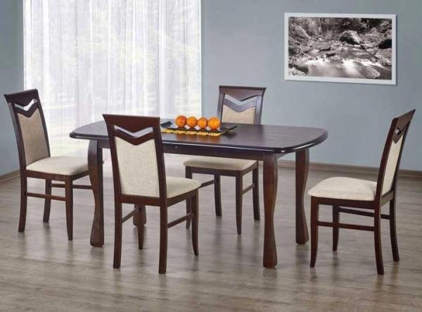 Преимущества столов и стульев из дерева