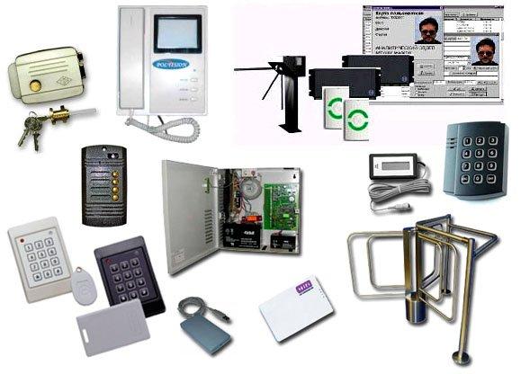 Управление доступом на объект с помощью системы СКУД