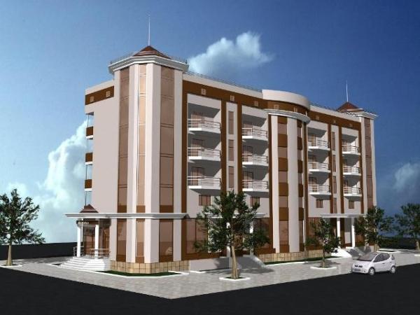 Особенности проектирования многоквартирных жилых зданий