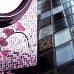 Стеклянная мозаика и её преимущества в отделке помещений