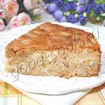 яблочный пирог по-английски. Рецепт приготовления