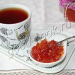 варенье апельсиново-грейпфрутовое, рецепт приготовления