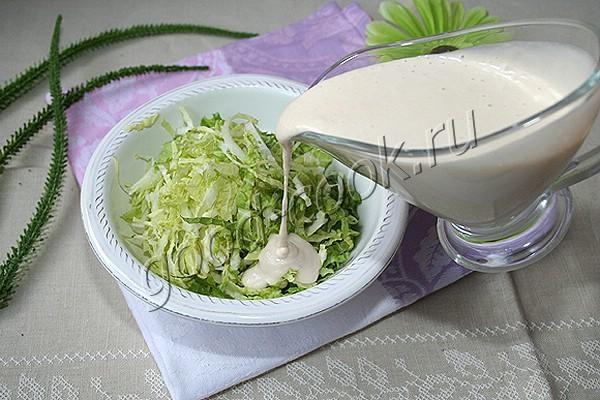 постный майонез с фасолью, рецепт приготовления