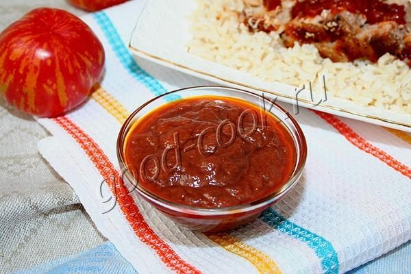 Кисло-сладкий соус на квасе или пиве, рецепт приготовления