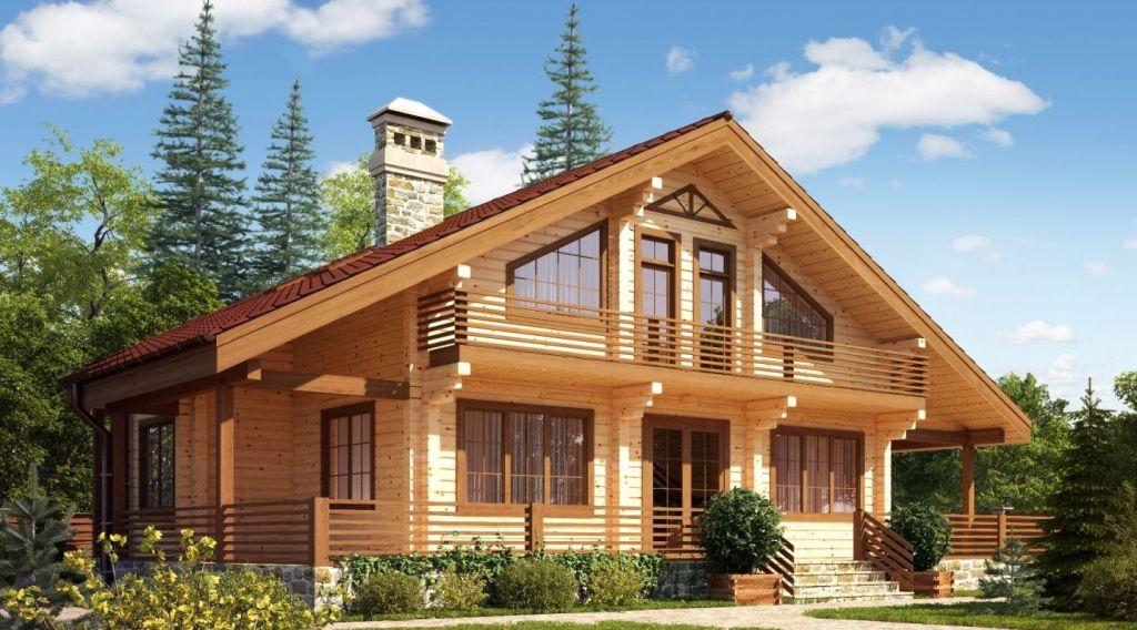 Качественное строительство дома из бруса