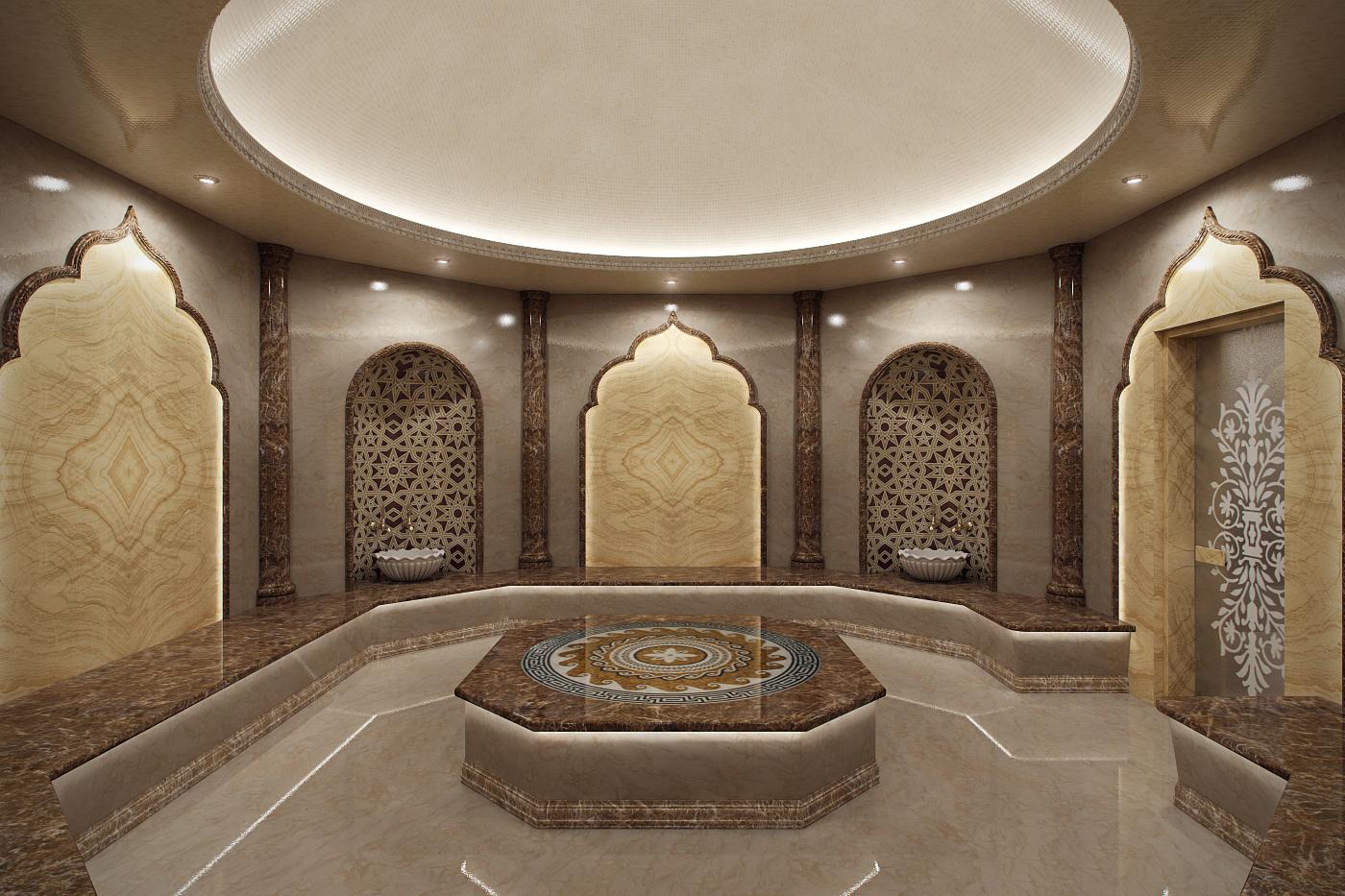 Анталия – турецкая баня