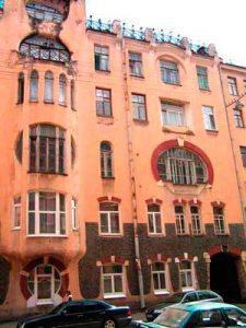 Квартира в старом фонде Петербурга, ошибка?