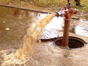 Решение проблемы ржавой воды