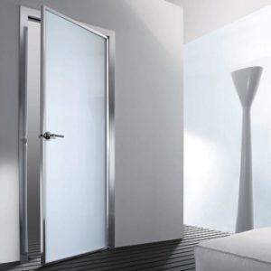 Уникальные межкомнатные двери — стеклянные двери