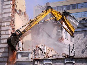 Демонтаж. Всё о демонтаже старых зданий