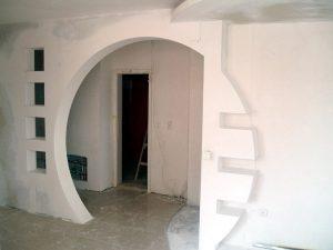 Процесс строительства дома