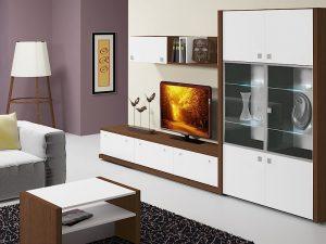 Современная мебель. Модульные стенки