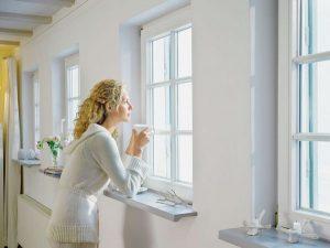 Установка и монтаж металлопластиковых окон зимой