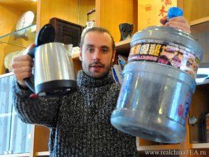 Как правильно подготовить воду для заварки чая