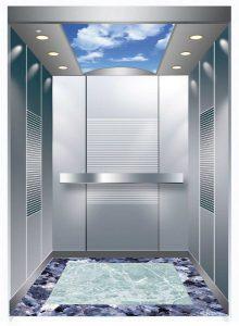 Отделка лифтовой кабины