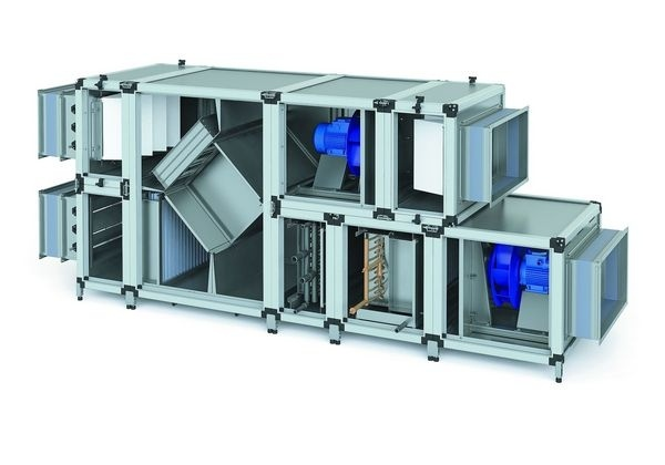 Что такое приточные вентиляционные установки
