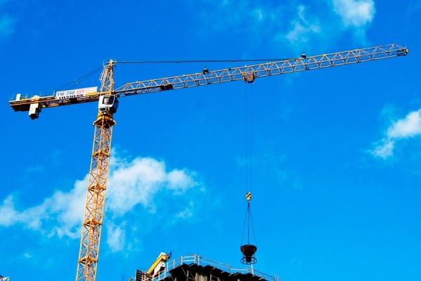 Строительные башенные краны. Особенности выбора