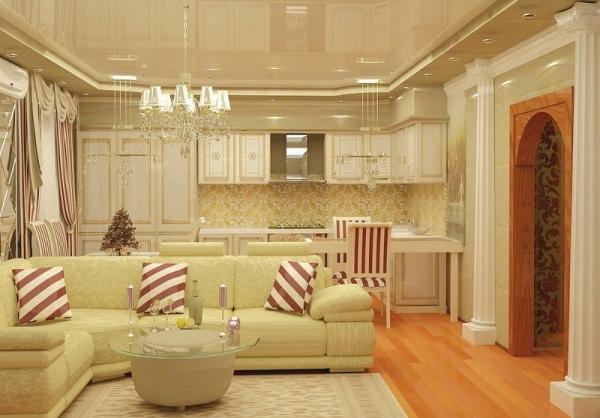 Дизайн потолка — декор помещения