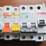 Автоматические выключатели АВВ