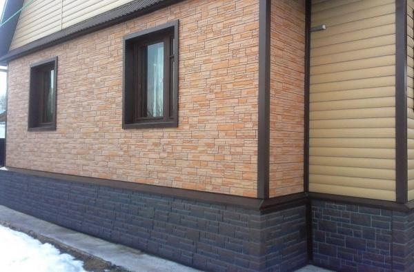 Отделка дома. Фасадные панели как практичный сайдинг