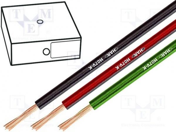 Конструктивные особенности современных проводов и кабелей