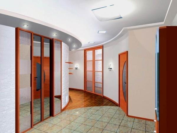 Ремонт коридоров в Москве